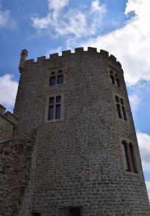 chateau de condette tour